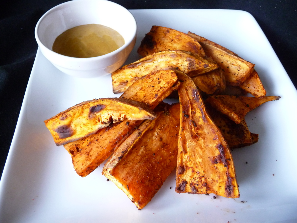 Creole Potato Wedges