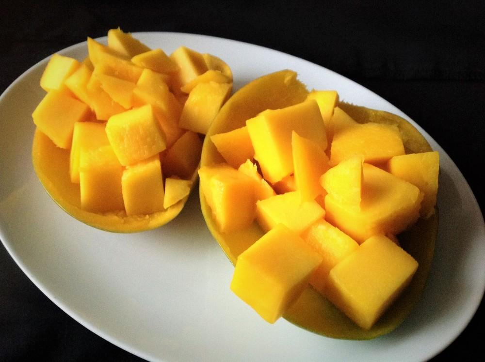 Mango Cups!
