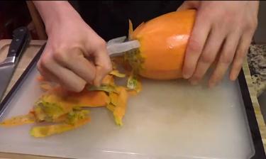 Step One: Peel