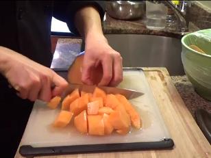 Step 6: Cut or Slice
