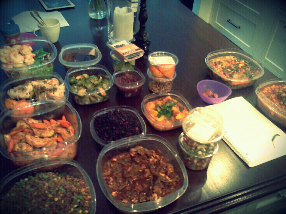Healthy Meals Ready to Go