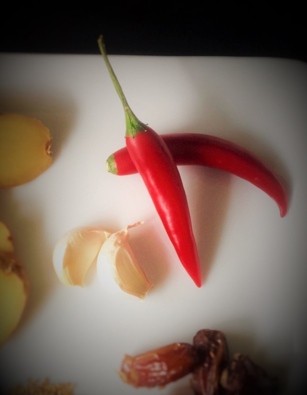 Red Chili Pepper for Spice