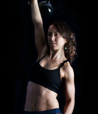 Sarah Carusona PT