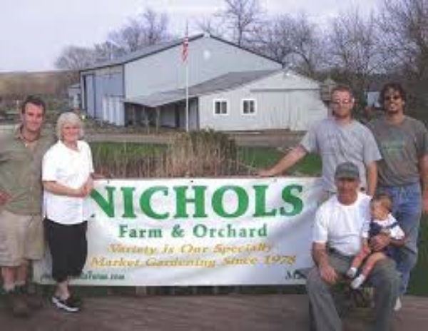 Nichols Farm Crew