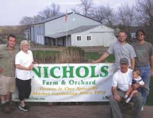 Nichols Farm and Orchard