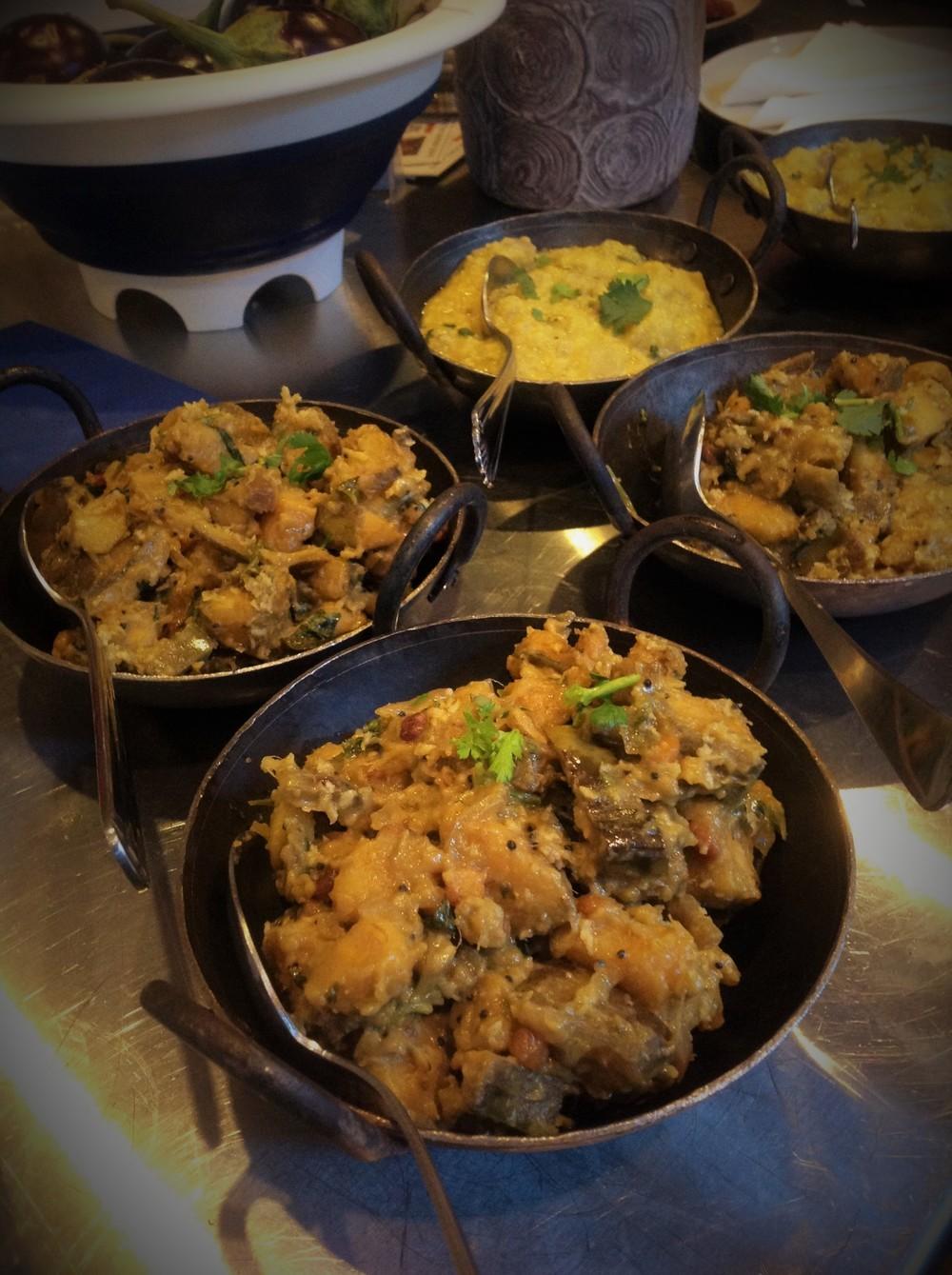 Chutney Devis Plantain Stew