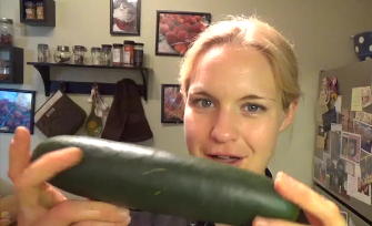 Cucumbers!