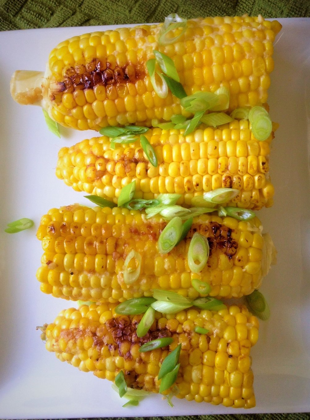 Miso Roasted Corn on the Cob - Healthy, Oil-Free, Vegan, Plant-Based, Gluten-Free, Easy