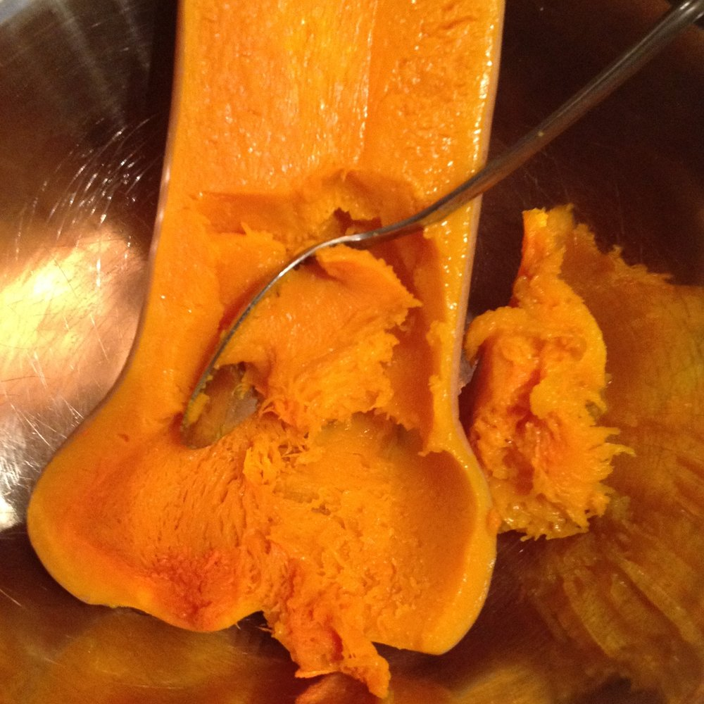 Chef's Tip: Roasted Butternut Squash Brings Nutty Flavor and Creamy Texture for a Healthy, Vegan Polenta