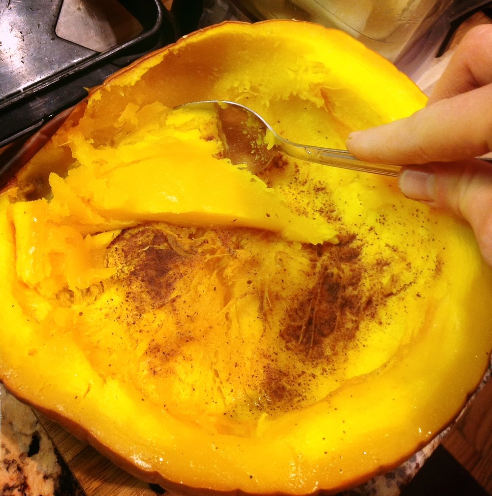 Chef's Plant-Based Tip: Pumpkin puree can be used for a creamy consistency in dairy-free dips and sauces