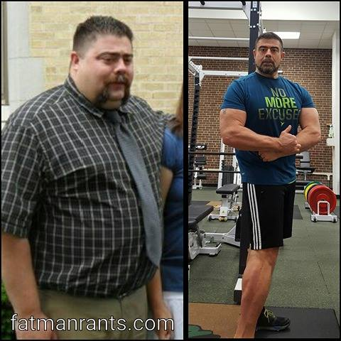 Tim Kauffman No More Excuses 2017 - How One Small Change a Day led to a 200-pound Weight Loss