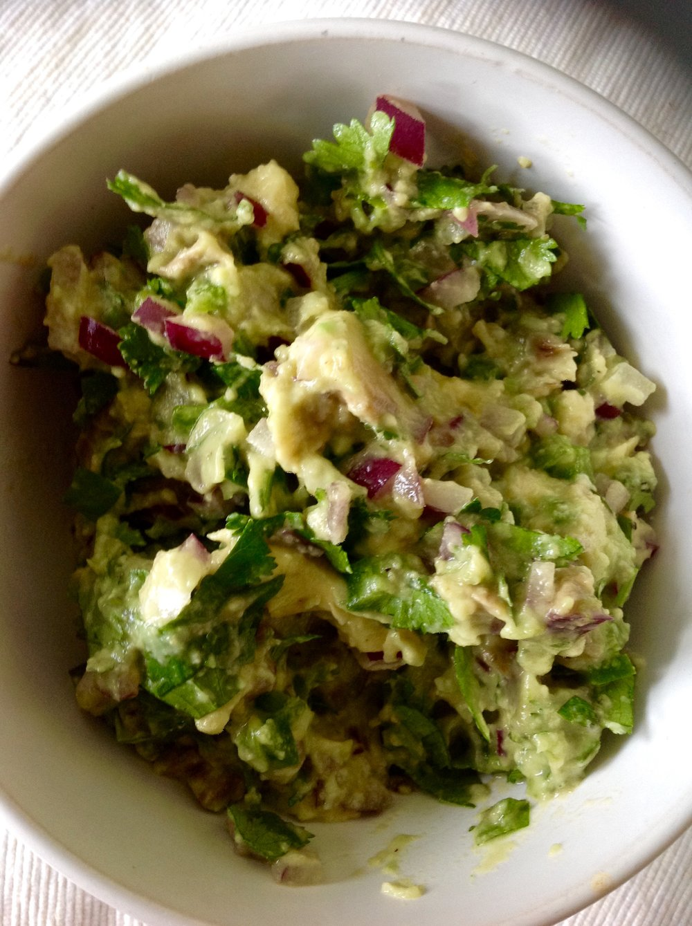 Guacamole - Healthy, Easy, Oil-Free, Plant-Based, Vegan Mexican Avocado Dip Recipe