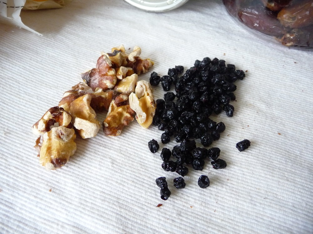 Chef's Tip: Use dried blueberries year-round for natural sweetness.  Add them to granola, cookies, and oatmeal for bursts of healthy flavor.