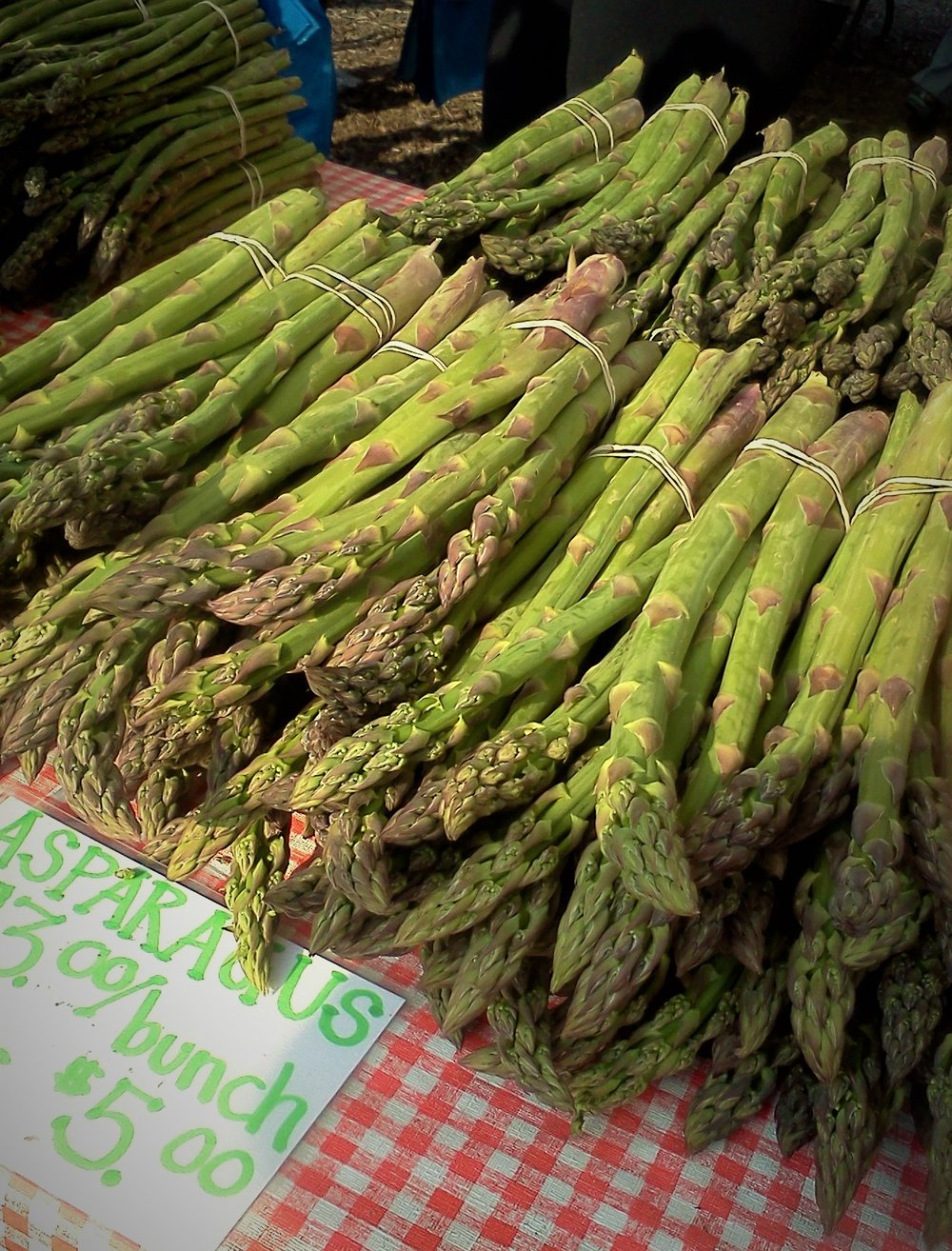 Asparagus - How to Pick, Store, and CookChoosing Organic, Eating Local, In-SeasonHealthy, Plant-Based, Oil-Free Vegan Recipes