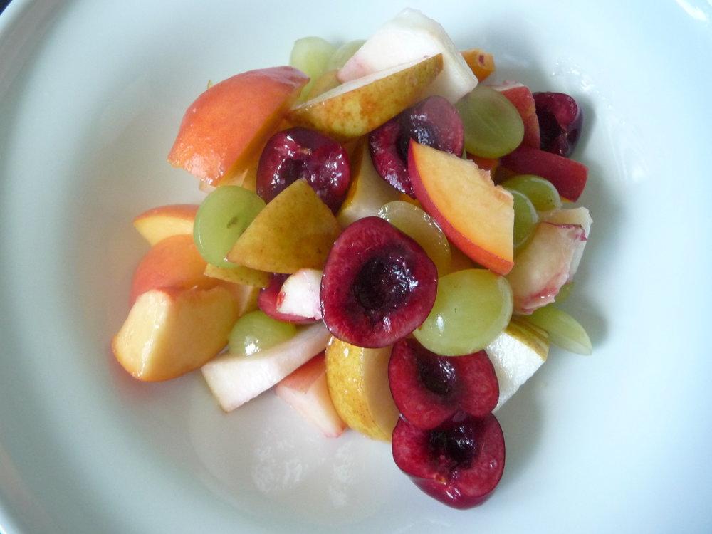 """Copy of Fruit """"Mocktail"""" Fruit Salad"""