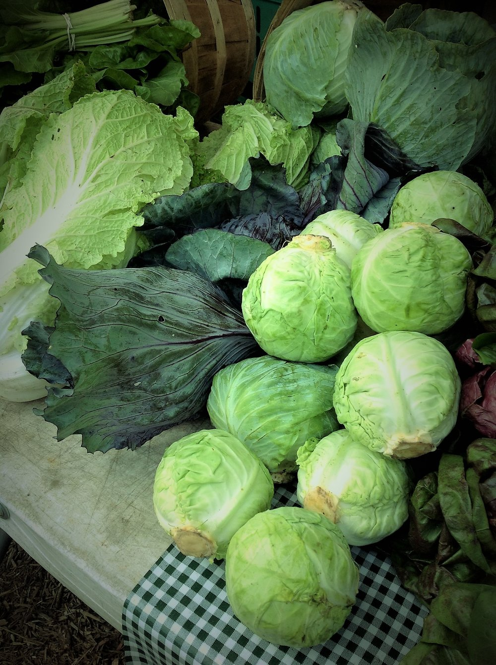 Cabbage - How to Pick, Store, and CookChoosing Organic, Eating Local, In-SeasonHealthy, Plant-Based, Oil-Free Vegan Recipes