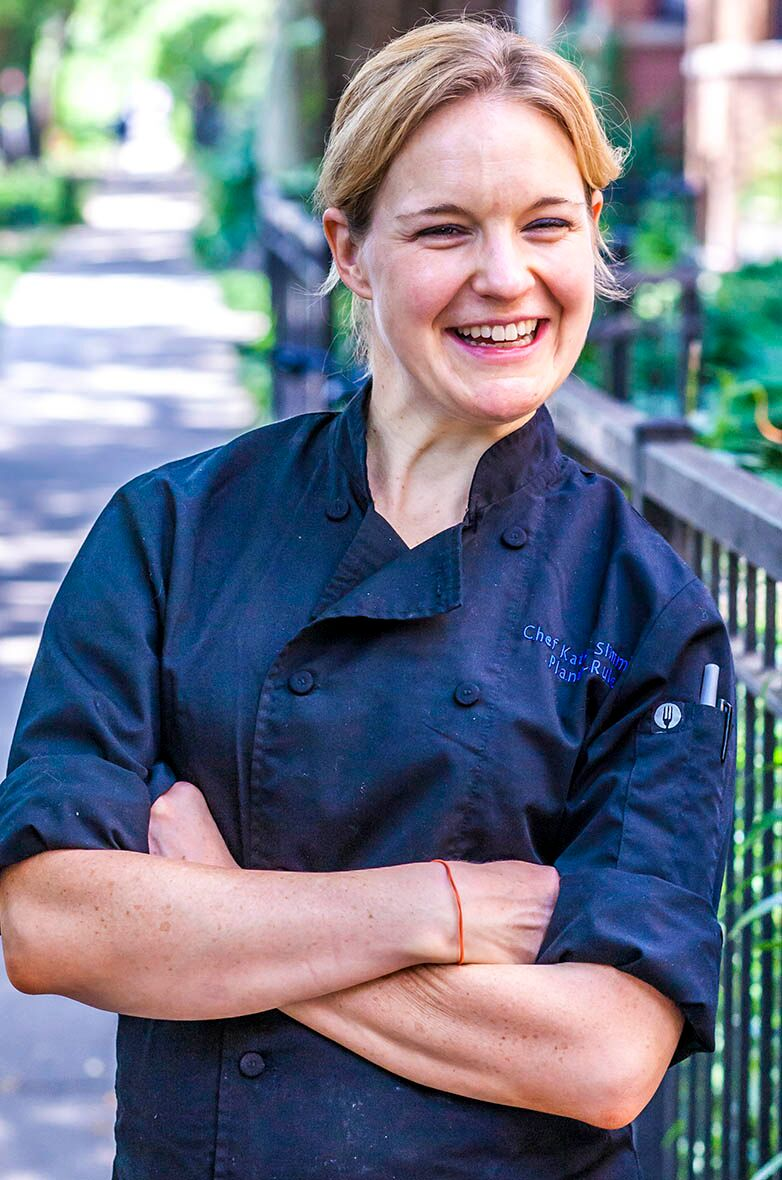 Chicago Personal Chef Katie Simmons.