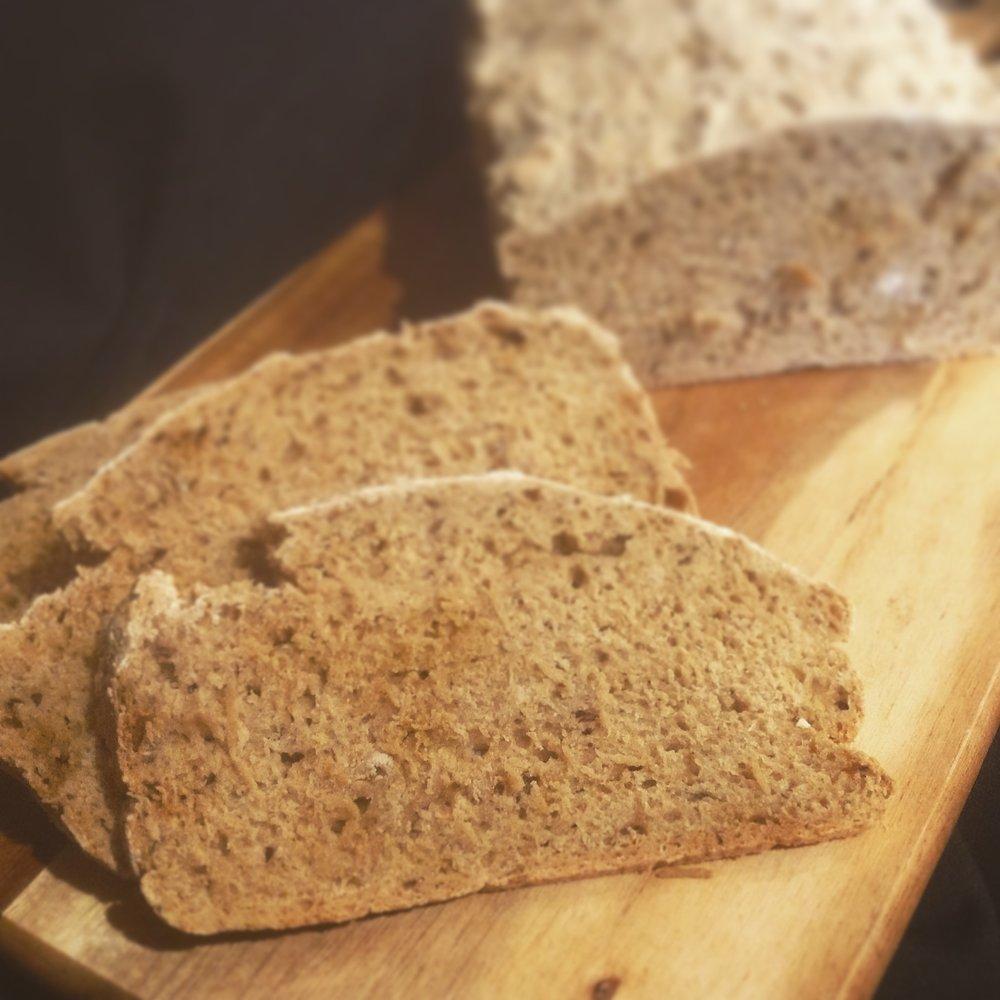 Easy No-Yeast Irish Brown Bread