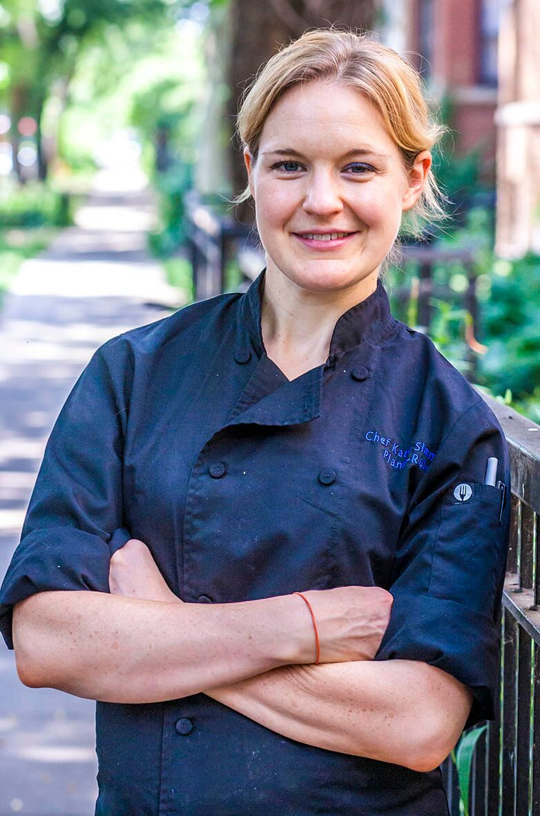 Chicago Personal Chef Katie Simmons