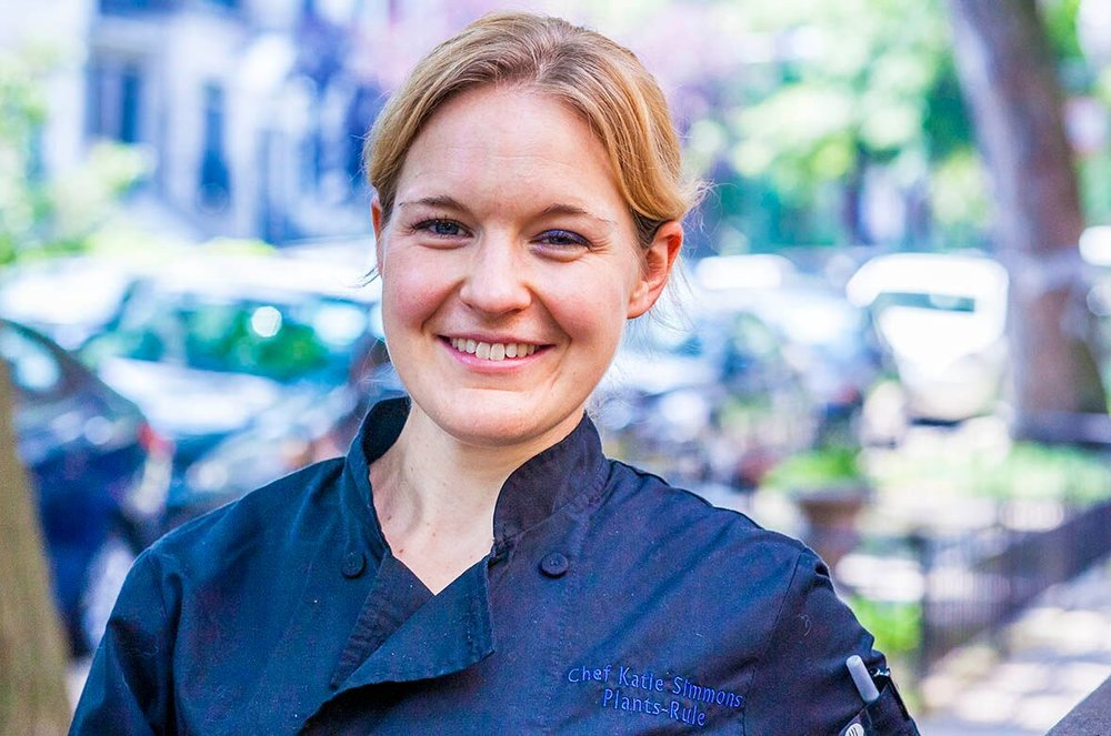 - Welcome!I'm Chef Katie Simmons, a Chicago-based personal chef.  Plants-Rule is site devoted to healthy, plant-based recipes.Focusing on whole foods with ultimate flavor, most recipes are oil-free with no refined sugars, syrups, or flours.Enjoy!