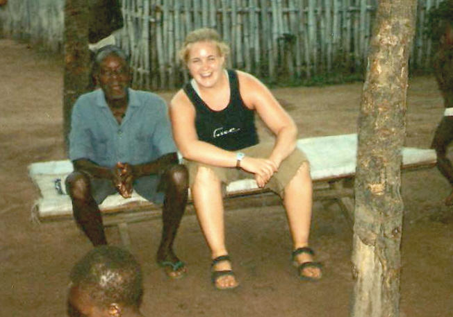 I studied abroad in Ghana in 2002, a part of the world whose beauty and poverty have stayed with me