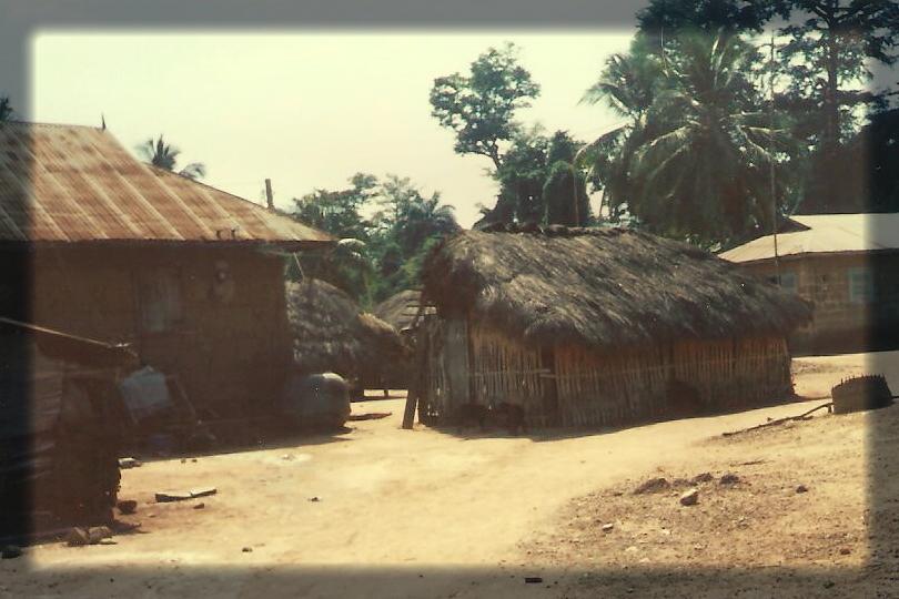 Simple housing in sub-Sahara Africa