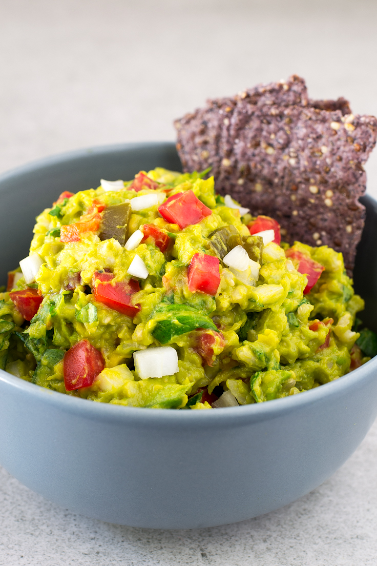 Guacamole Rice - Check out this recipe from Simply Vegan Blog. I'm adding it to the list of