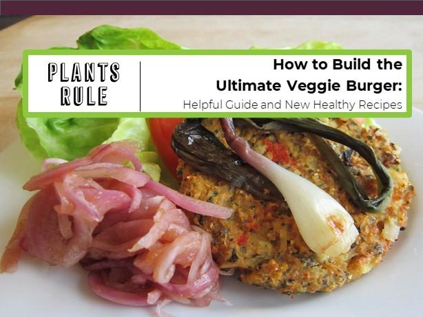 Whole Foods Fresh Veggie Burgers