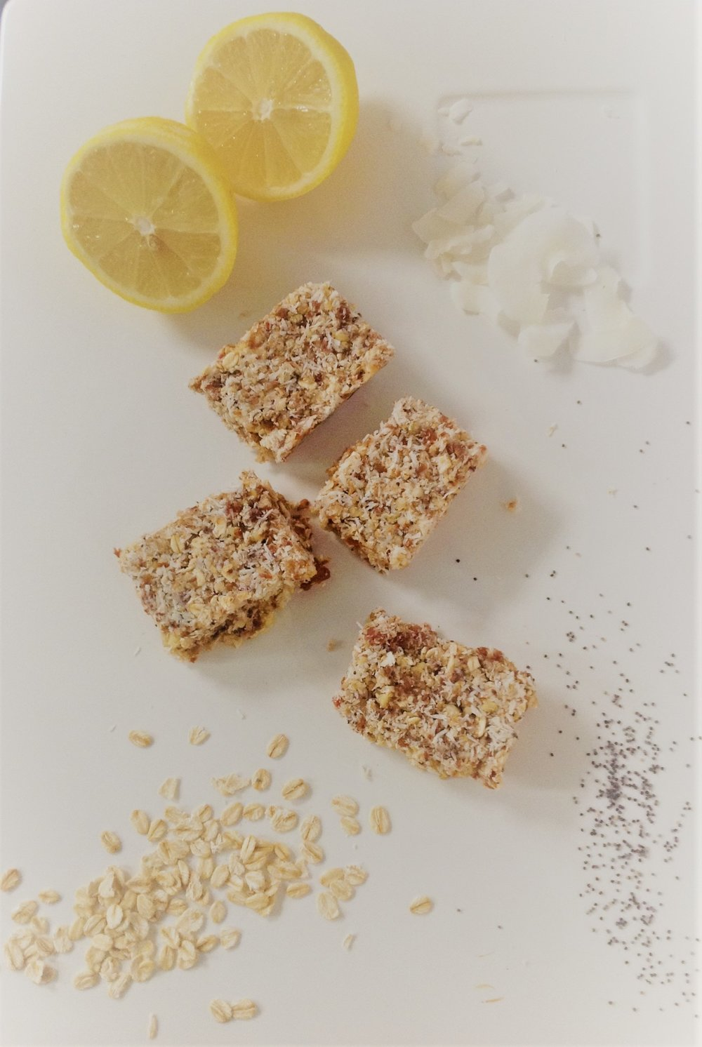 Lemon Poppyseed Energy Bars - Easy, Healthy, Plant-Based, Gluten-Free, Oil-Free, No Refined Sugar or Syrup, Raw Recipe (6).jpg