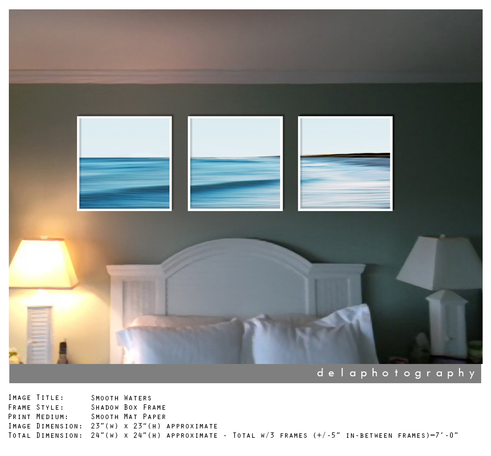 Smooth Waters Triptych-24x24.jpg