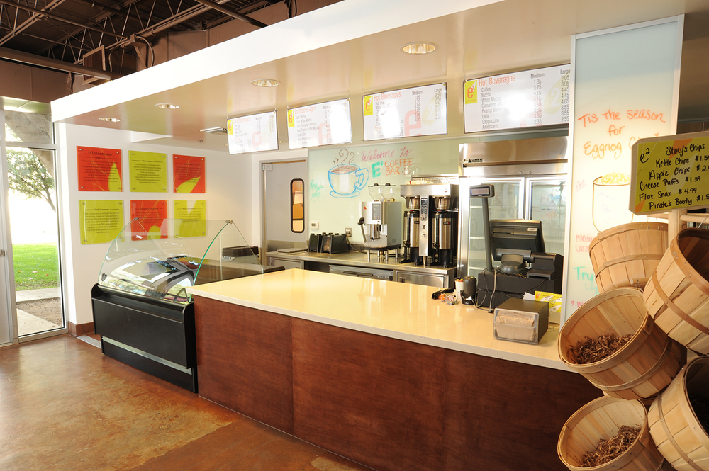 Various Food Concepts at Arizona State University
