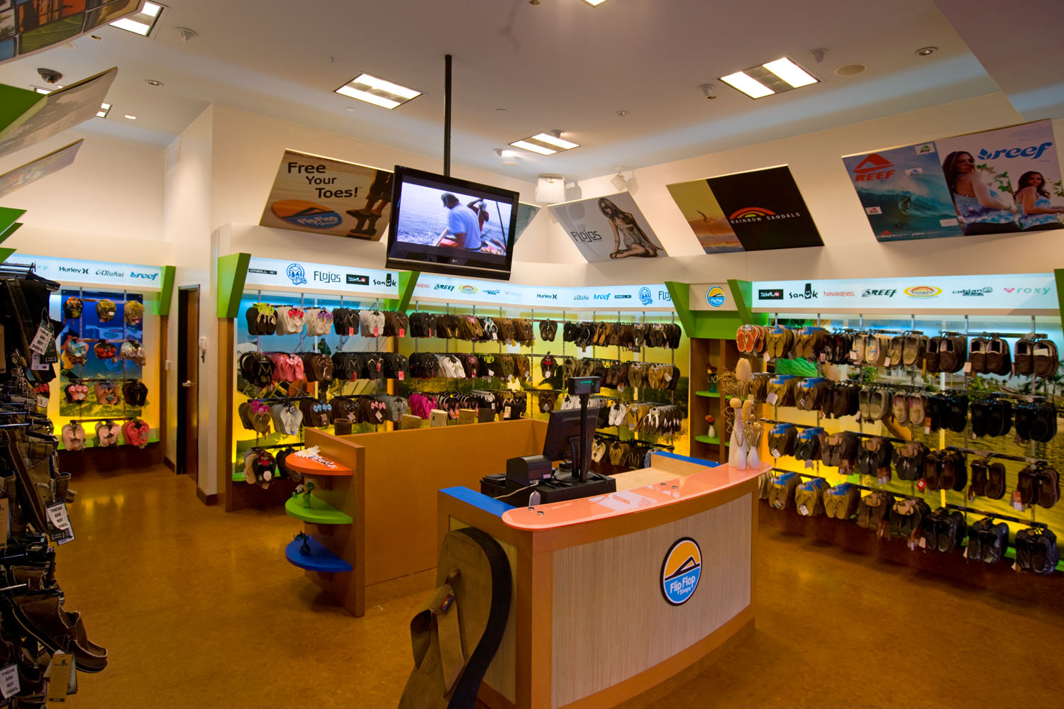 794a78941 FM GROUP INC—Flip Flop Shops Gallery