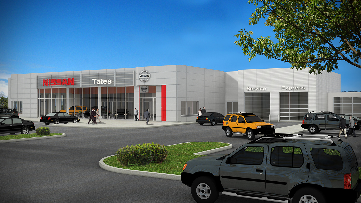 FM GROUP INCTates Nissan Gallery - Car dealerships in show low az