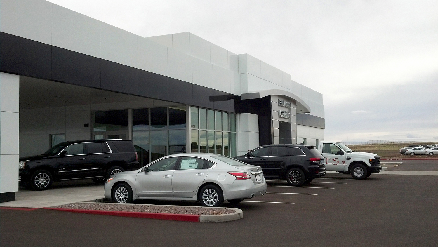 FM GROUP INCTates BuickGMC Gallery - Car dealerships in show low az
