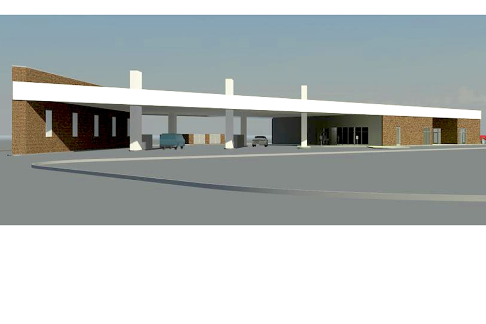 COMING SOON! Shonto Economic Development Corporation, C-Store, Laundromat & Fuel Station