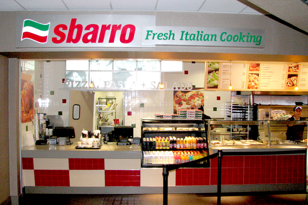Sbarro Nationwide
