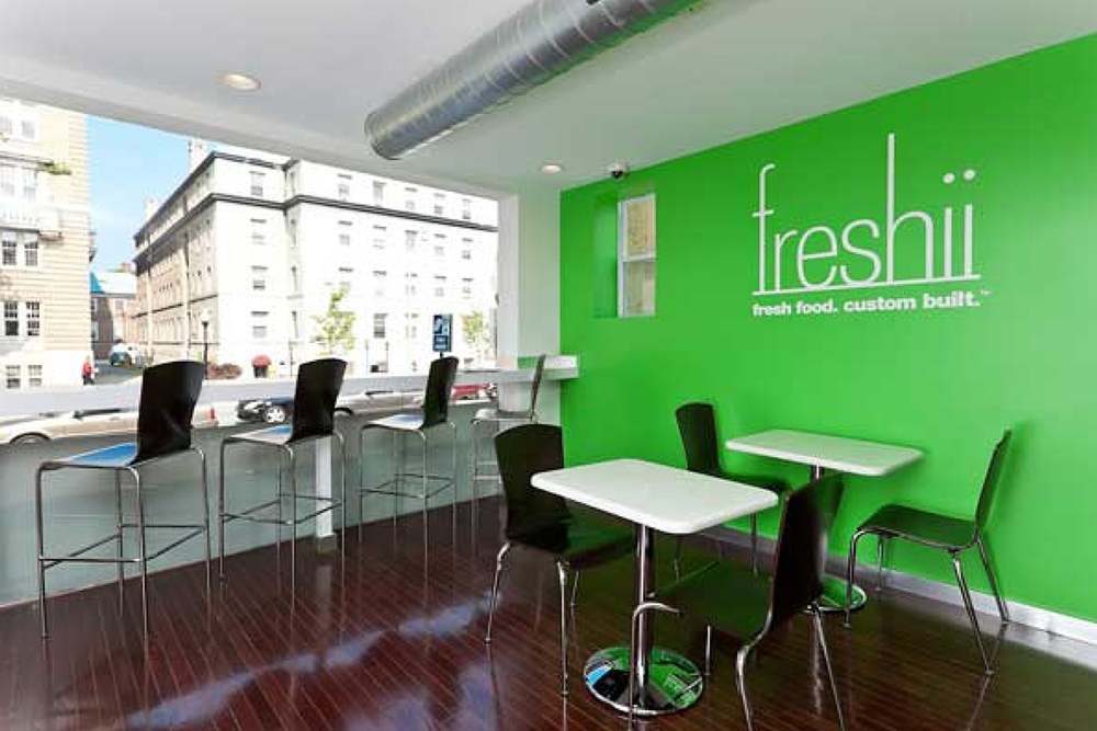 Freshii Nationwide