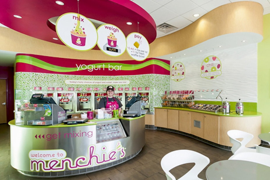 Menchie's Frozen Yogurt  Worldwide
