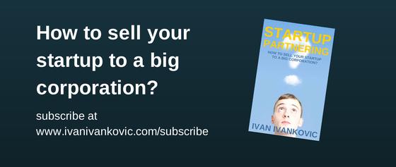startup partnering ivan ivanković