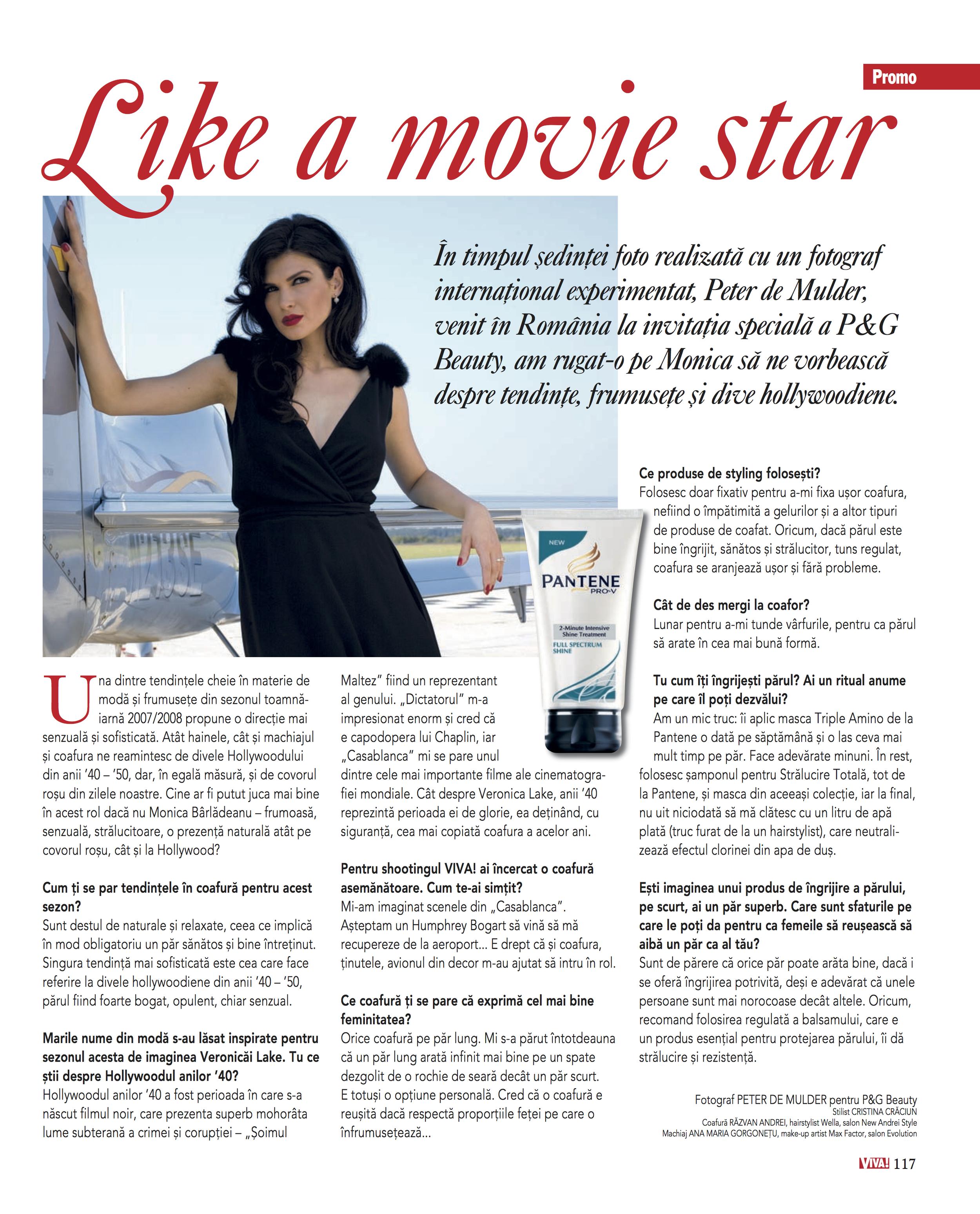 Endorsements Monica Barladeanu