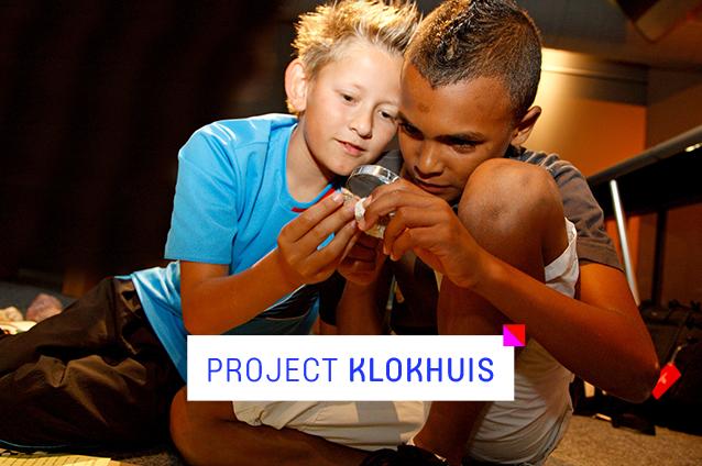 ZOEK HET UIT!  Bekijk hier het project Zoek het uit! met Klokhuis