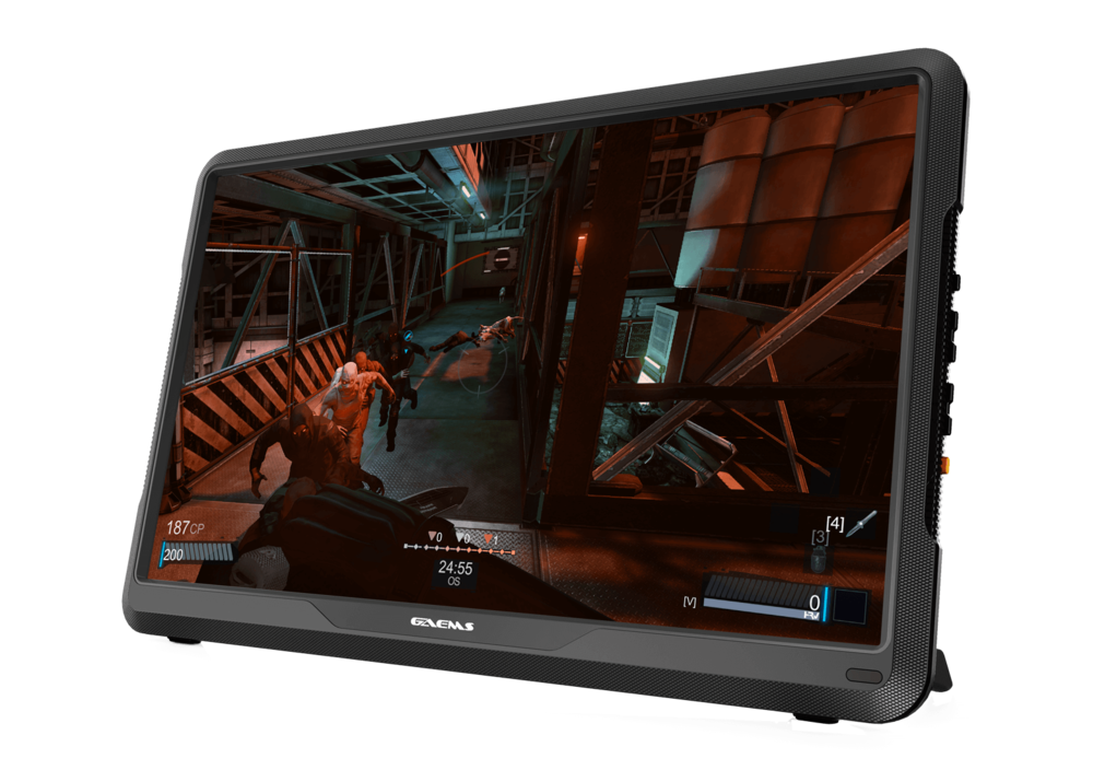 GAEMS - M155 Potable Gaming Monitor