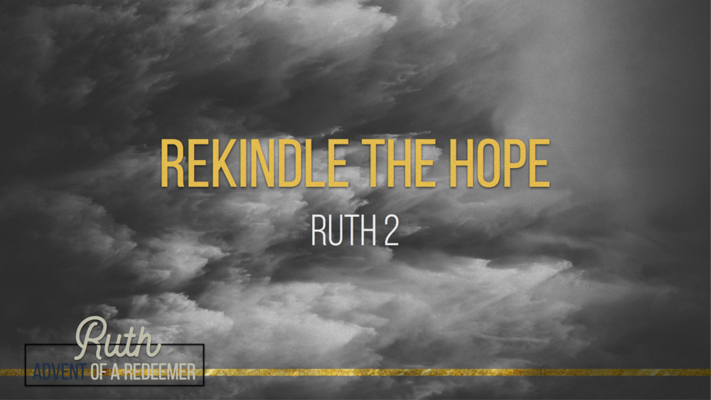 2. Rekindle the Hope - Justin Marbury | December 3rd, 2017