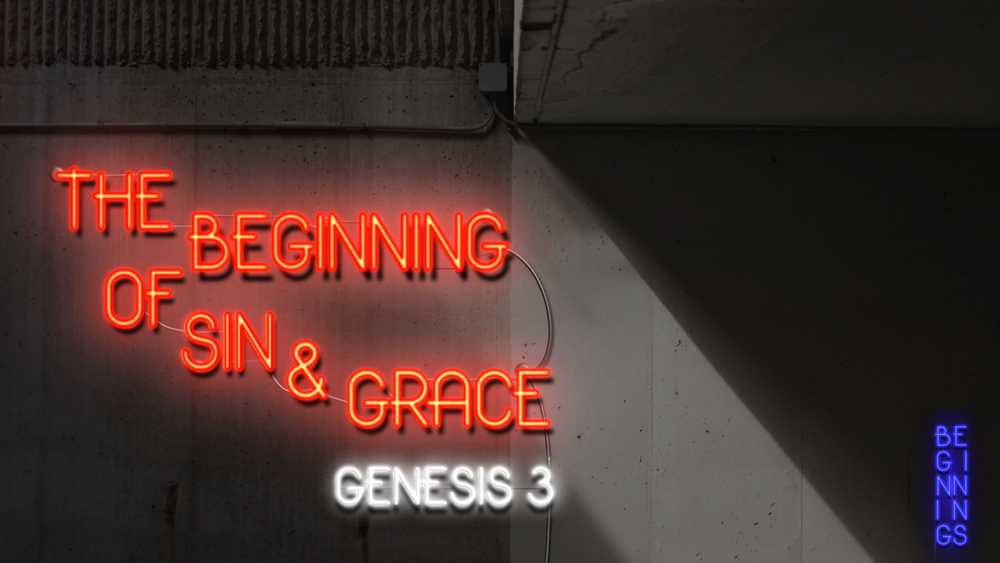 3. The Beginning of Sin & Grace - Justin Marbury | January 21st, 2018
