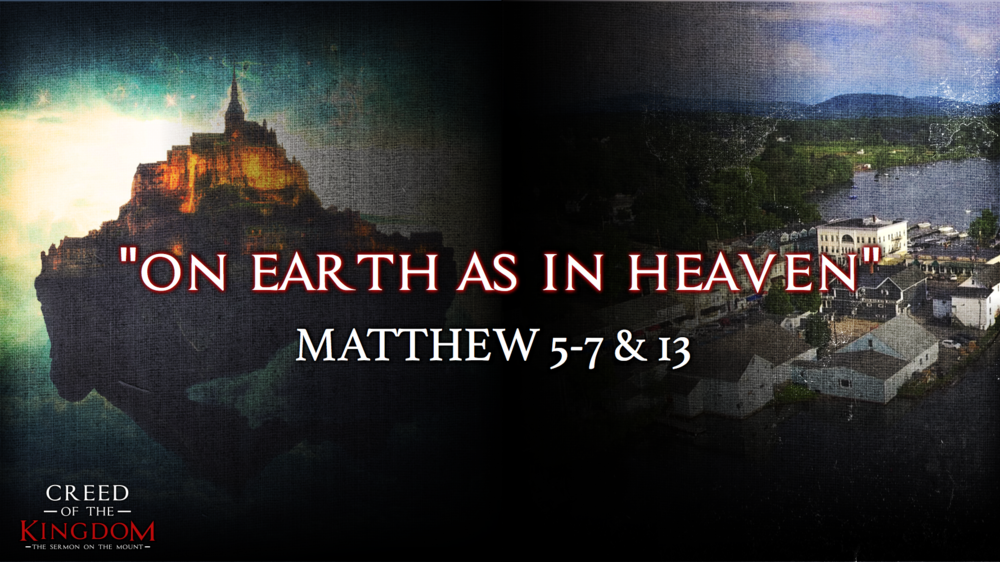 1. On Earth as in Heaven - Justin Marbury | June 4th, 2017