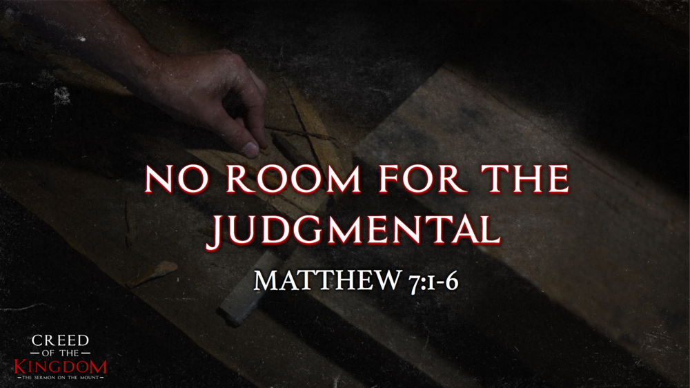12. No Room for the Judgmental - Justin Marbury | August 27th, 2017