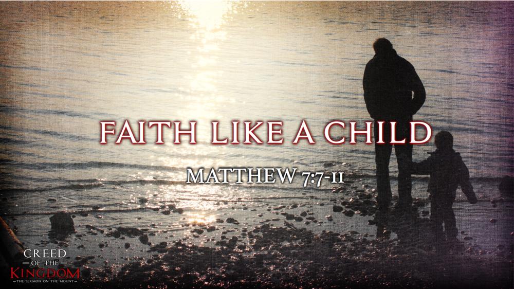 13. Faith Like a Child - Justin Marbury | September 3rd, 2017