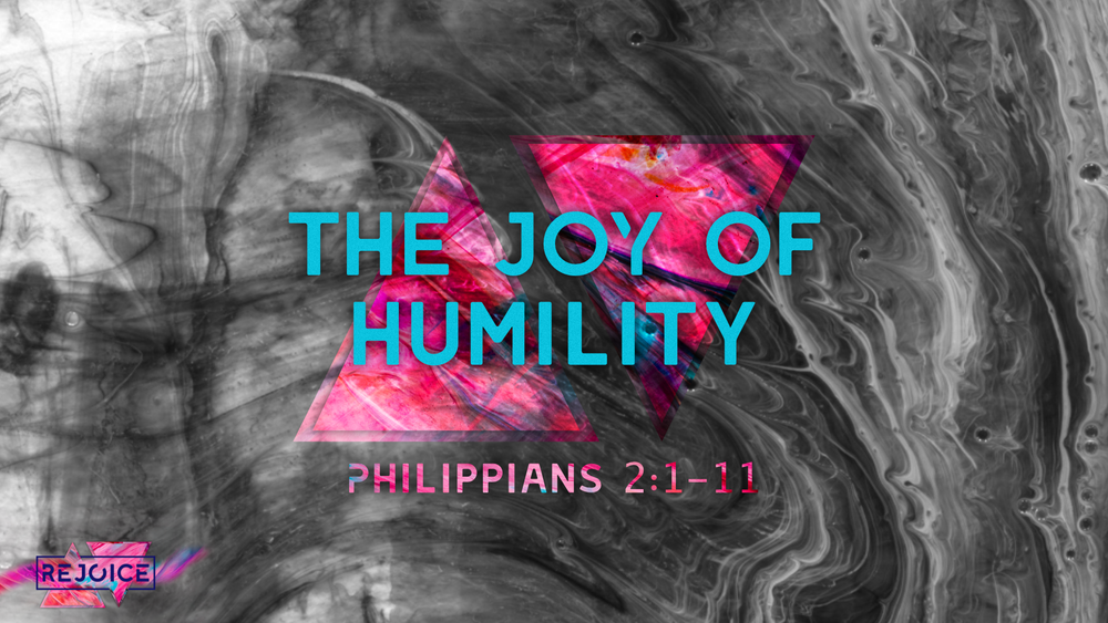 5. The Joy of Humility - Justin Marbury | March 11th, 2018