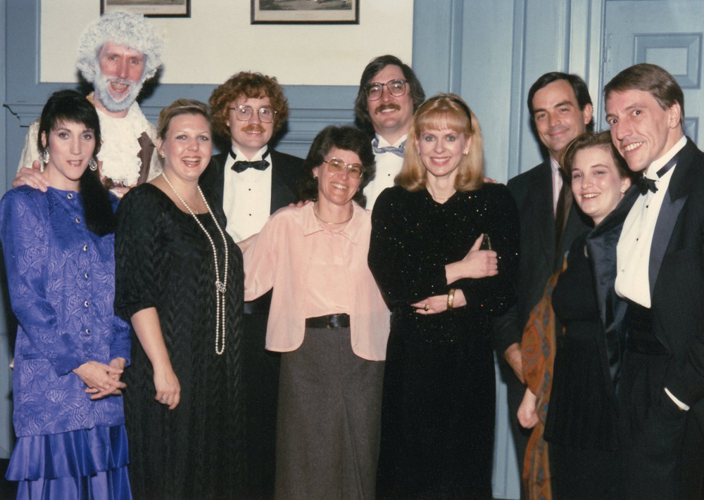 Liz Hickey, Marc Williams, Deborah S. Page, Gregory J. Landrey, Elisabeth Cornu, Donald C. Williams, Deborah Bigelow, Bill Adair, Lauren S. Donner, Cornelis van Horne