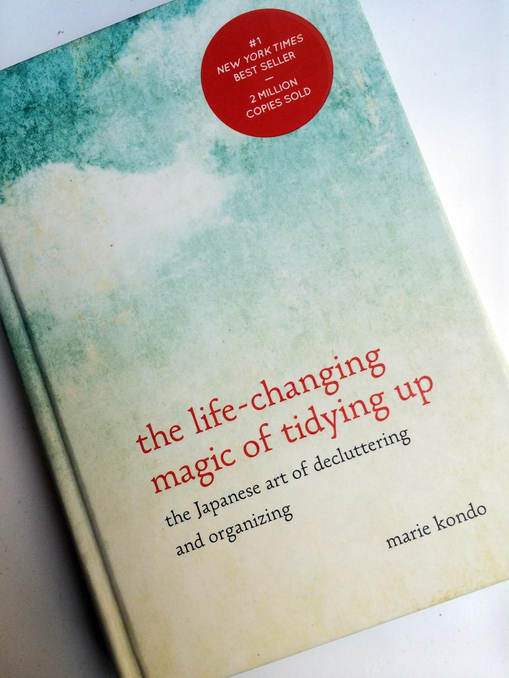 Marie Kondo NY Times Best Seller